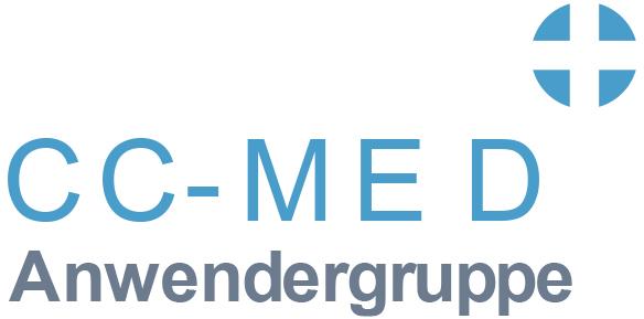 Logo CC-MED Anwendergruppe