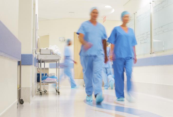 Medical Speech Solutions<br> indicda <strong>für die Klinik</strong>