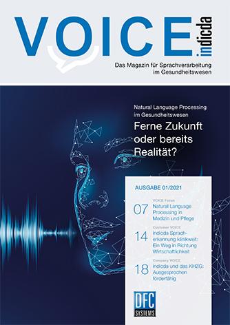 Voice Ausgabe 01/2021 Titelbild